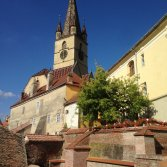 The German Church in Sibiu