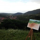 Painitng the landscape